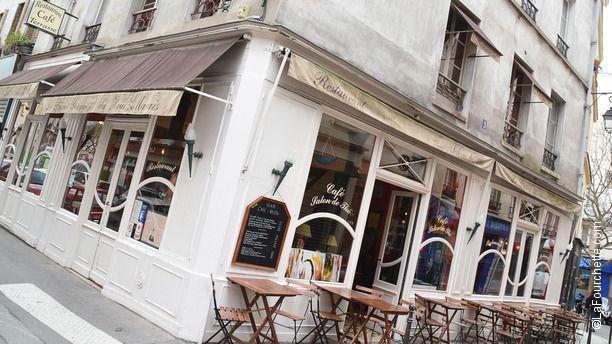 Bon Restaurant Francais Le Marais Paris