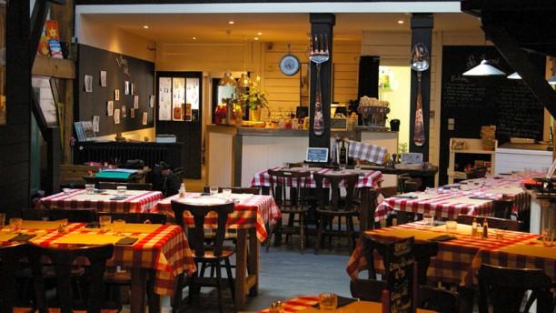 La Récré Salle du restaurant