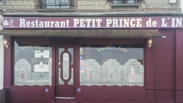 Le Petit Prince de l'Inde façade