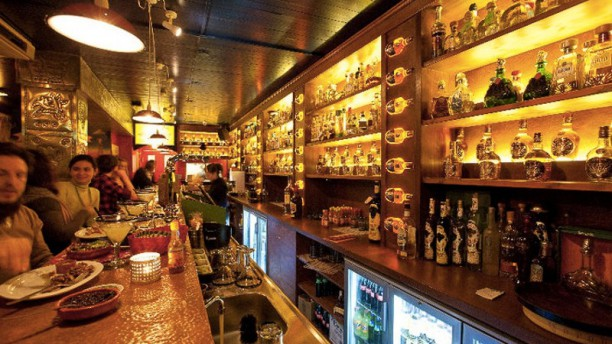 Los Pilones (Kerkstraat) Restaurant