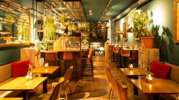 Luc Utrecht het restaurant