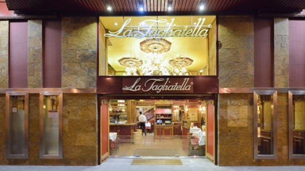 La Tagliatella Auditorio Vista exterior
