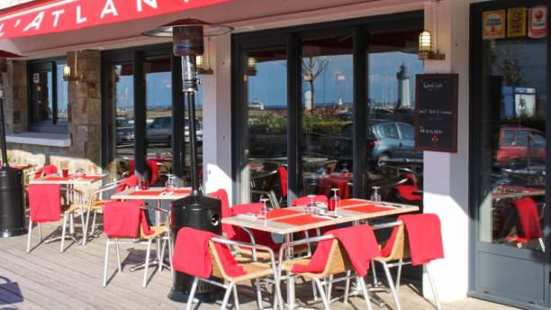 Restaurant l'Atlantique Terras