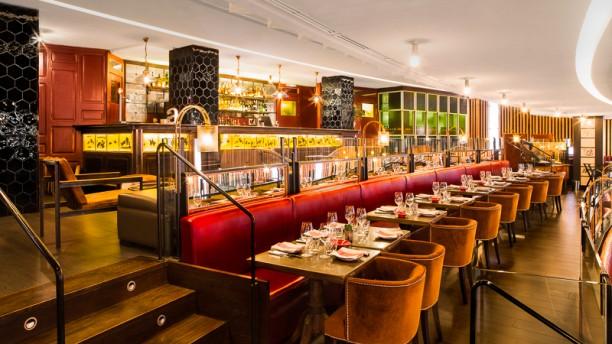 Restaurante arriba platea madrid en madrid goya - Restaurante sergi arola en madrid ...
