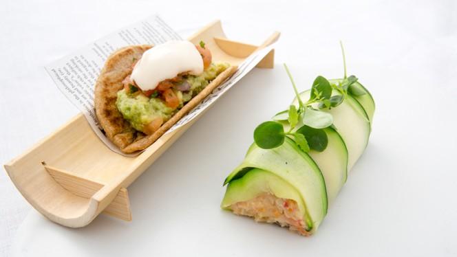 Sugerencia del chef - Molino de San Lázaro, Zaragoza