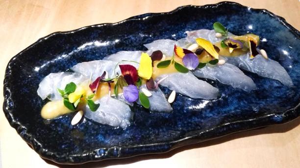 Koma Concept Japanese Resturant Suggerimento dello chef
