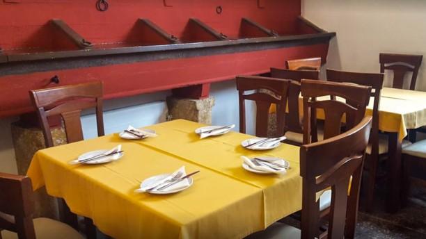 Abaceria Museo Restaurante Vista mesas