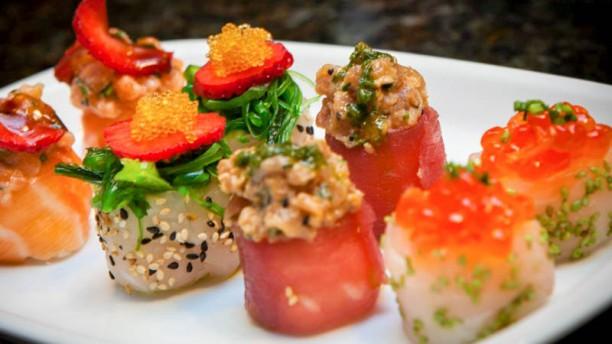 Tamagoshi Restaurante Japonês Sugestão do chef