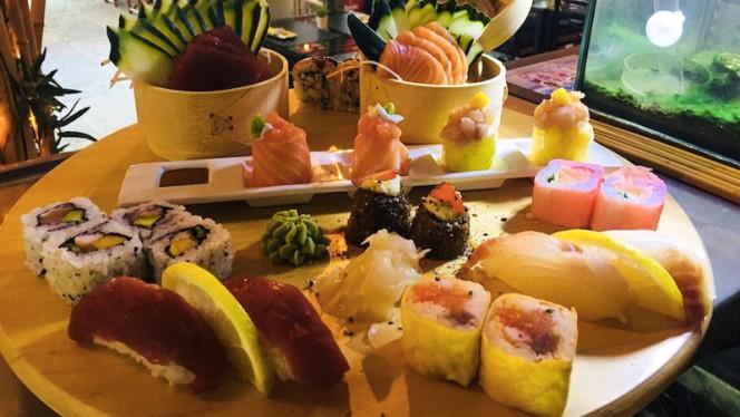 Sushi Mood ristorante giapponese a Sesimbra in Portogallo