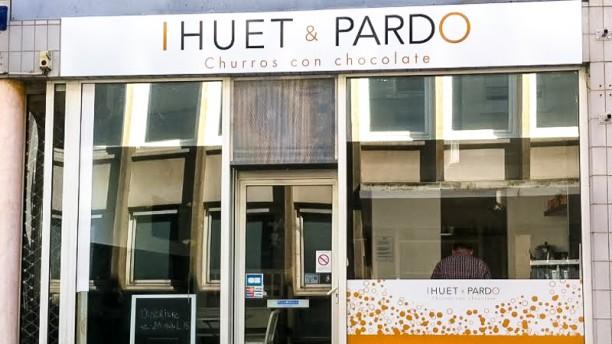 Huet & Pardo Devanture