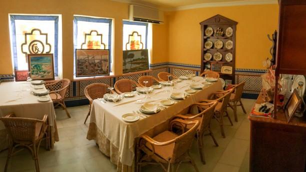 Casa Rufino comedor privado