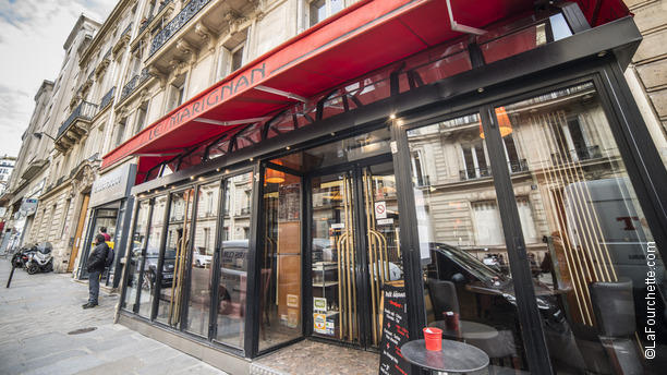 Brasserie Le Marignan Brasserie Le Marignan