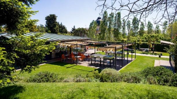 restaurante el jardi de l 39 abadessa en barcelona sarri