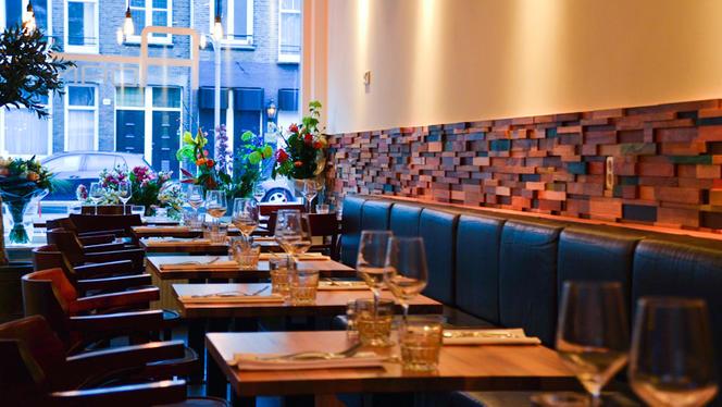 Restaurant - Adam, Amsterdam