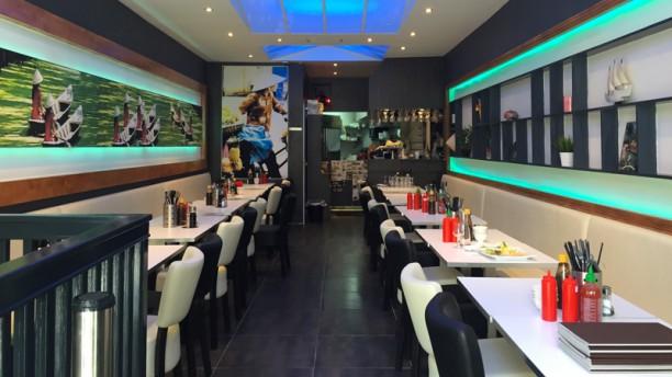 Moï Salle du restaurant