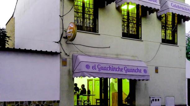 El Guachinche Guanche Entrada