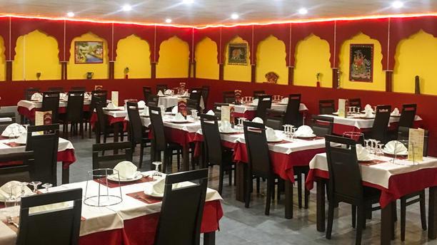 Maharaja Het restaurant