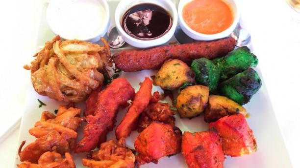Masala Indian Tandoori Sugerencia del chef