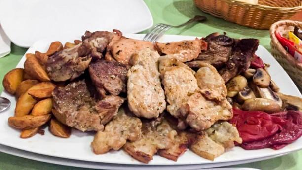 Refugio Los Olivos Sugerencia del chef