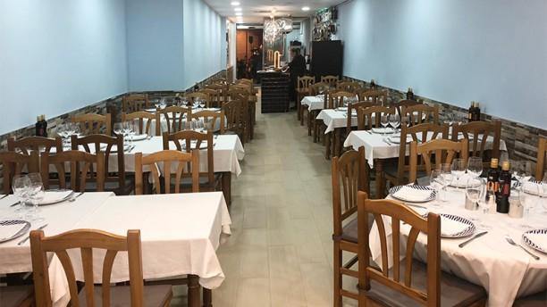 Santiaguiño Vista sala