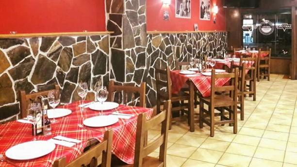 Santoro Sala del restaurante