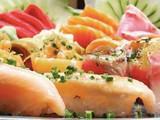 Bon-Sai Lounge, sushi, friends