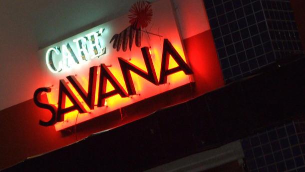 Café Savana rw fachada