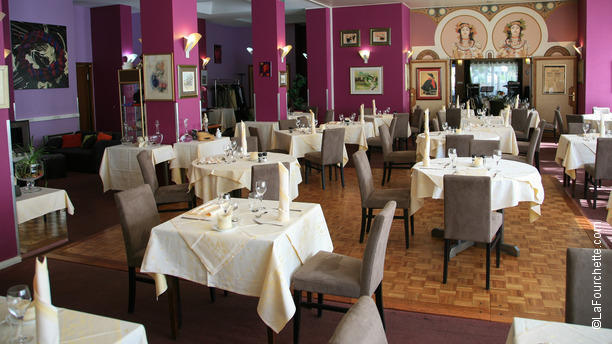 Hôtel Restaurant de L'Ange Salle