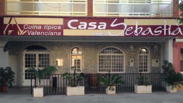 Casa Sebastià Vista fachada