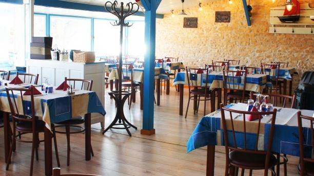 Restaurante le restaurant du port em saint pierre de b uf - Restaurant du port st pierre de boeuf ...