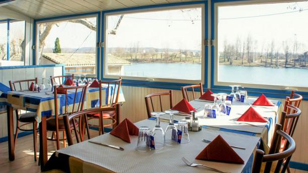Le restaurant du port in saint pierre de b uf restaurant - Restaurant du port st pierre de boeuf ...