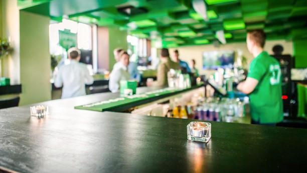Kappa Bar Göteborg Vue de la salle