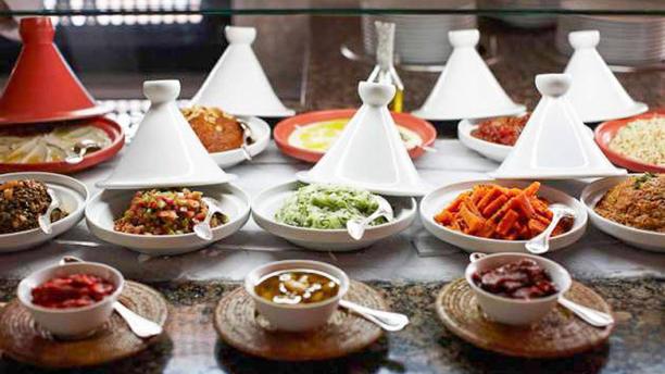 Casa del Moro Suggestie van de chef