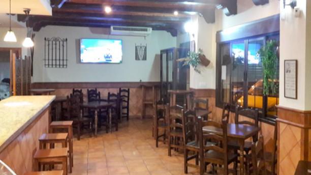 Bodeguita Ramos Vista de la sala