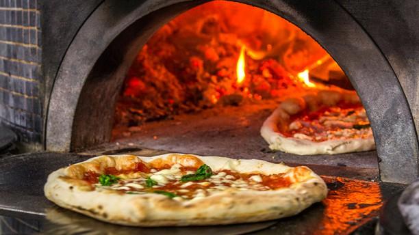 I Capatosta Conchetta Pizza