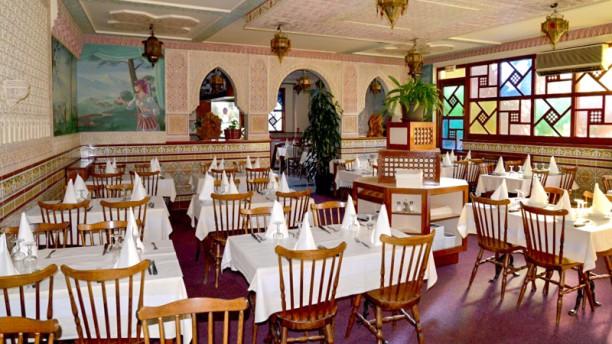 Le Figuier Salle du restaurant