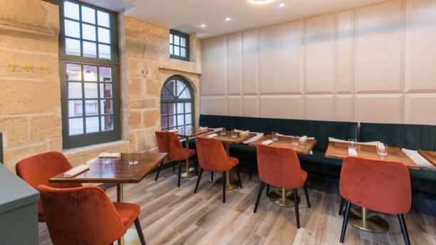 Restaurant Interieur Design.Affinite In Paris Restaurant Reviews Menu And Prices