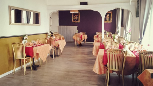 The Tiger Salle du restaurant