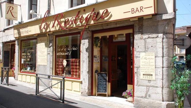 Le Restique - Restaurant - Vienne