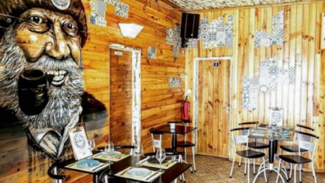 Botedouro ristorante mediterraneo a Sesimbra in Portogallo