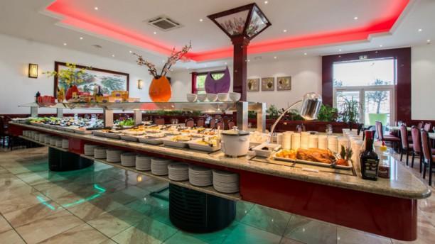 Wok d'Asie Salle du restaurant