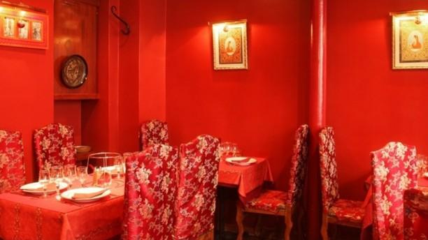 Katmandou Café Vue de la salle