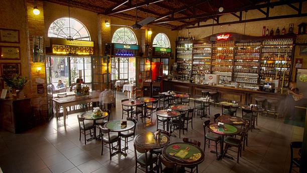 Fonte Leone Bar FONTE