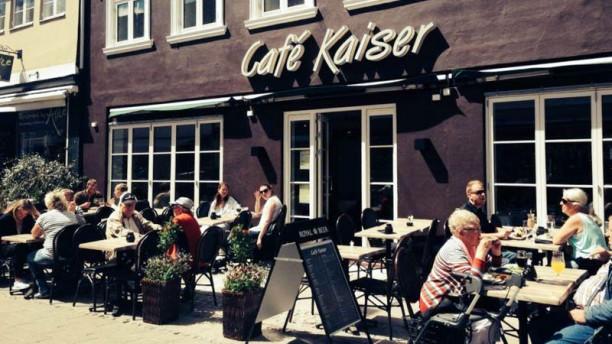 Cafe Kaiser rum