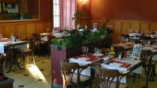 Brasserie Le Challensois Aperçu de la salle