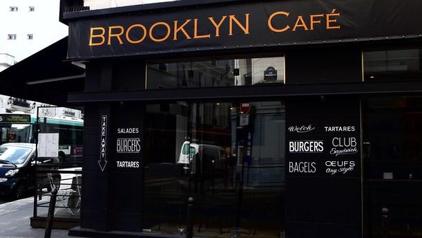 Brooklyn Cafe Paris Batignolles