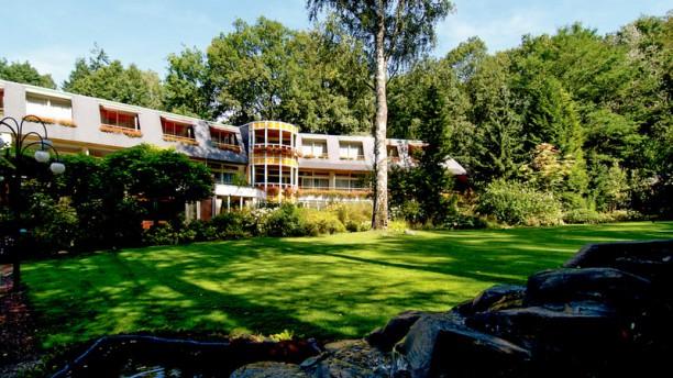 Fletcher Hotel-Restaurant De Scheperskamp Interieur Restaurant