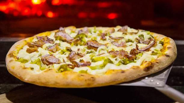 Reza Pizza Bar Sugestão prato
