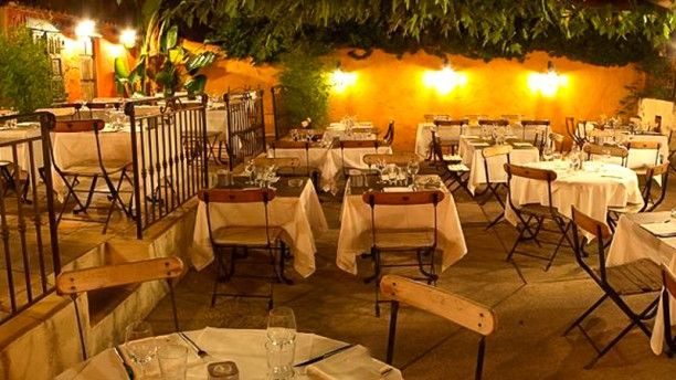 Le jardin in antibes restaurant reviews menu and prices for Restaurant le jardin morat