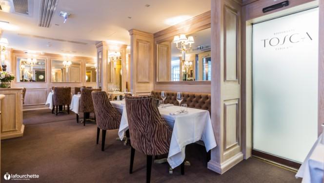 Restaurant Tosca - Hôtel Splendide Royal Paris